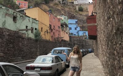 Guanajuato, a City in the Hills