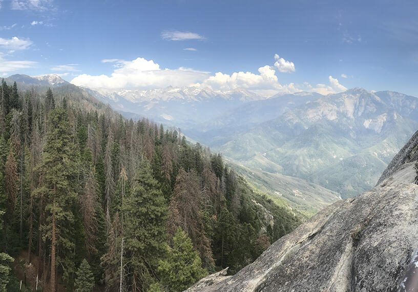 Sequoia National Park -The Giant Forest & Moro Rock