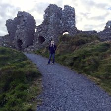 Ireland- Rock of Dunamase