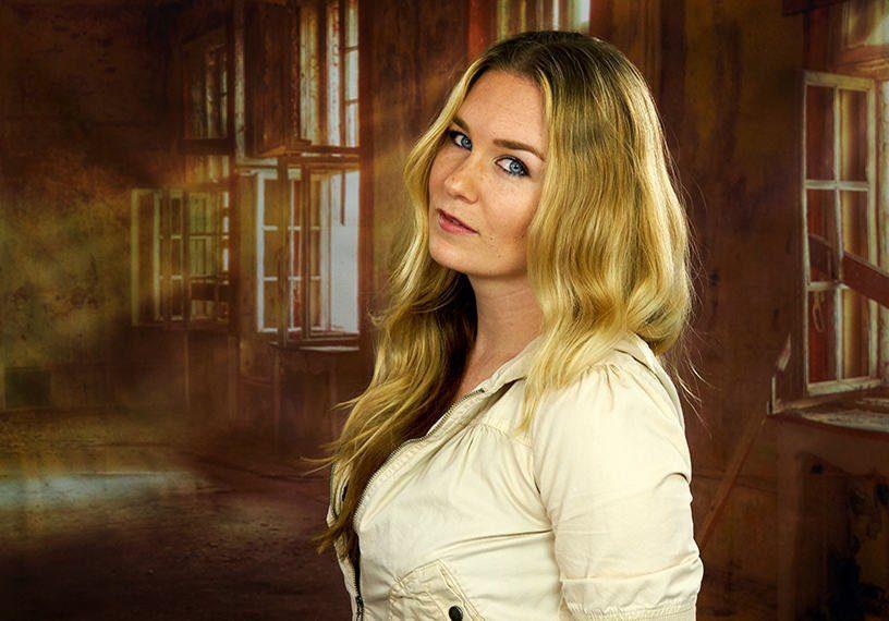 Malorie's Adventures Promotional Photo Set
