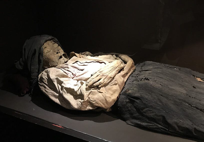 The Terrifying Mummies of Guanajuato