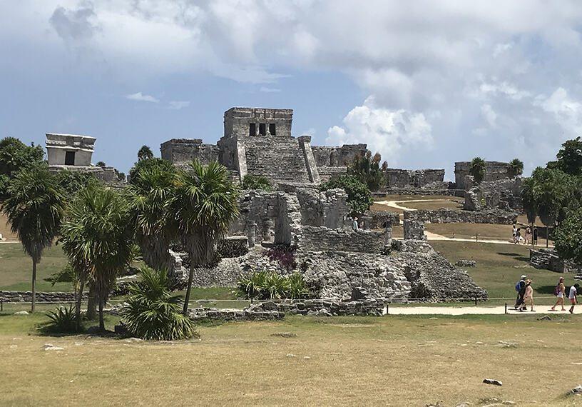 The Tulum Archeological Site