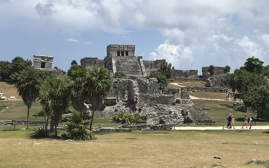 The Tulum Archeological Site