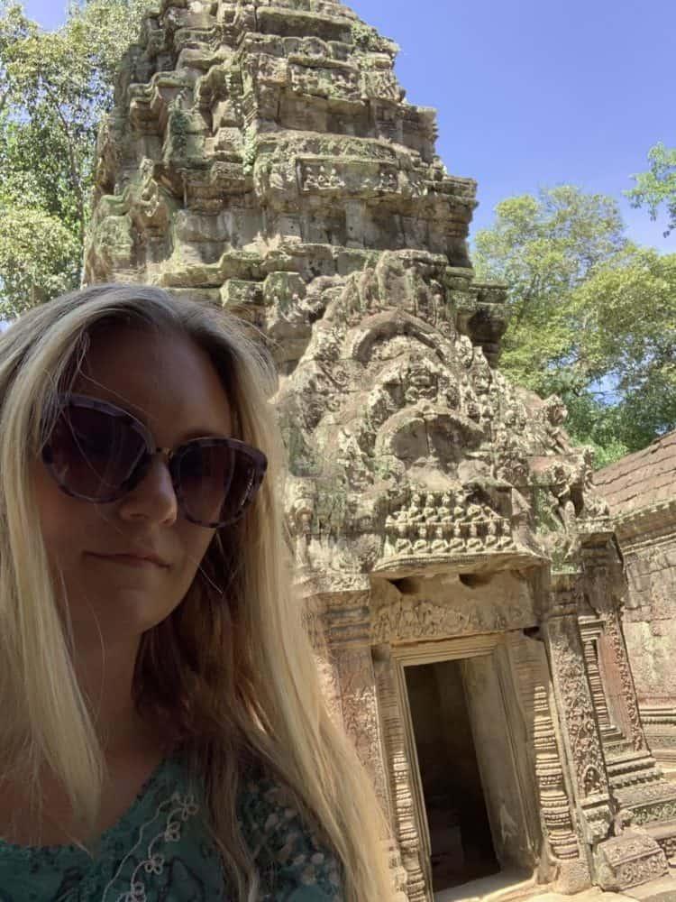 Cambodia- Ta Prohm