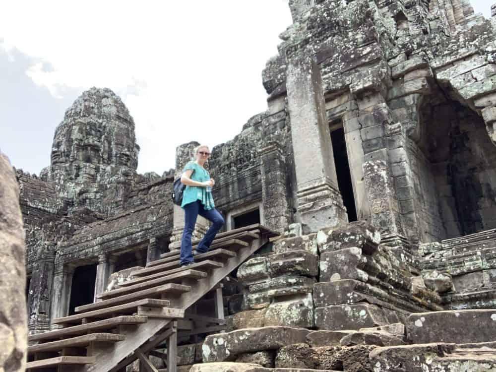 Cambodia- Angkor Thom