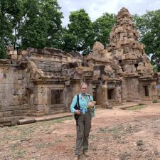 Archaeology at Prasat Basaet- Cambodia