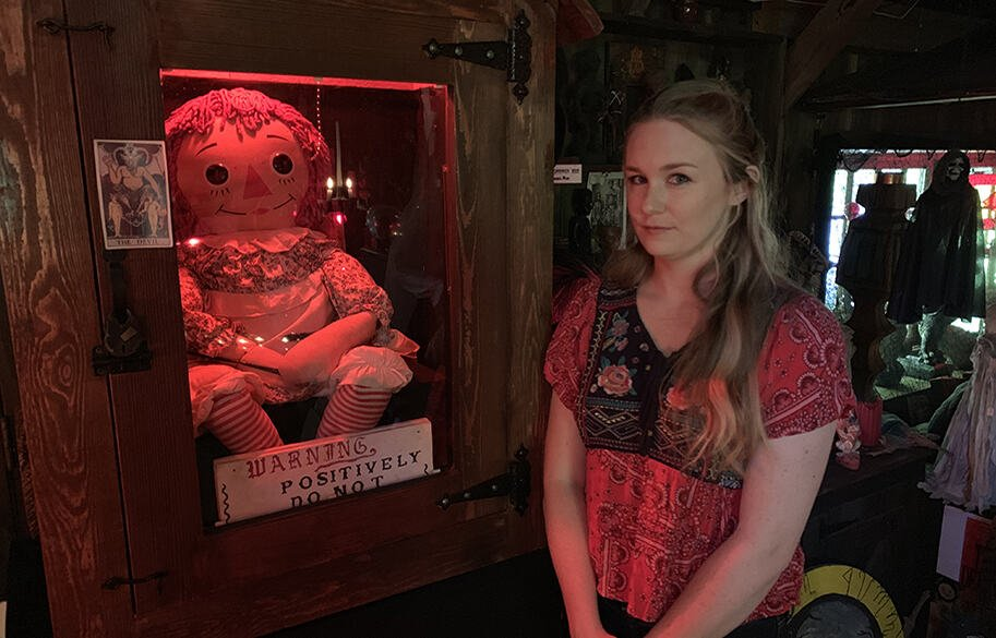The-New-England-Society-for-Psychic-Research-Continues-the-Work-of-Ed-&-Lorraine-Warren-real-annabelle-doll-malorie-mackey