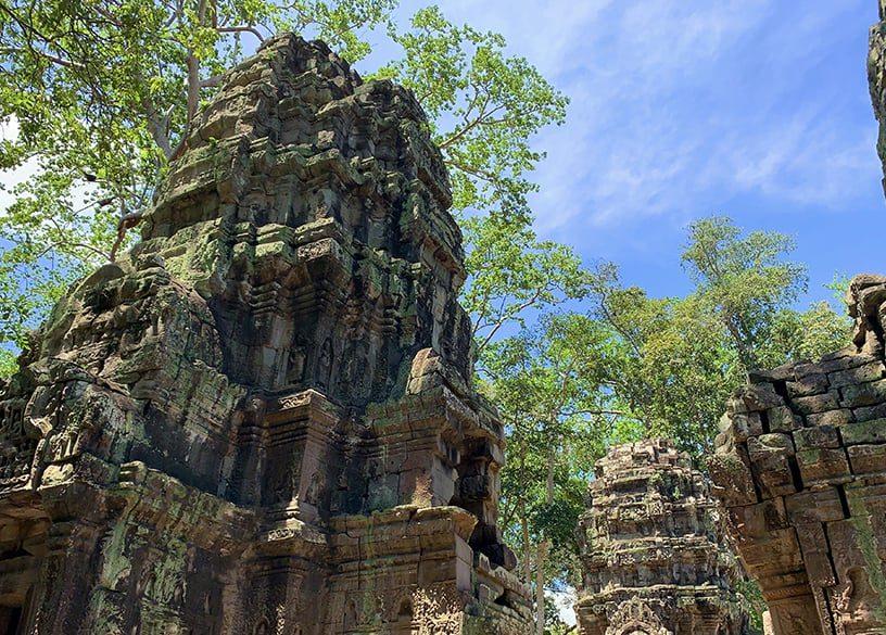 The Temples of Angkor: Ta Prohm, Angkor Thom, and Angkor Wat