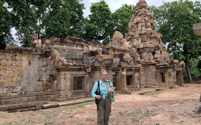 My Archaeological Experience in Cambodia