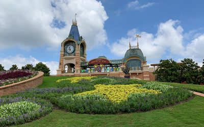 A Day at Shanghai Disney Resort
