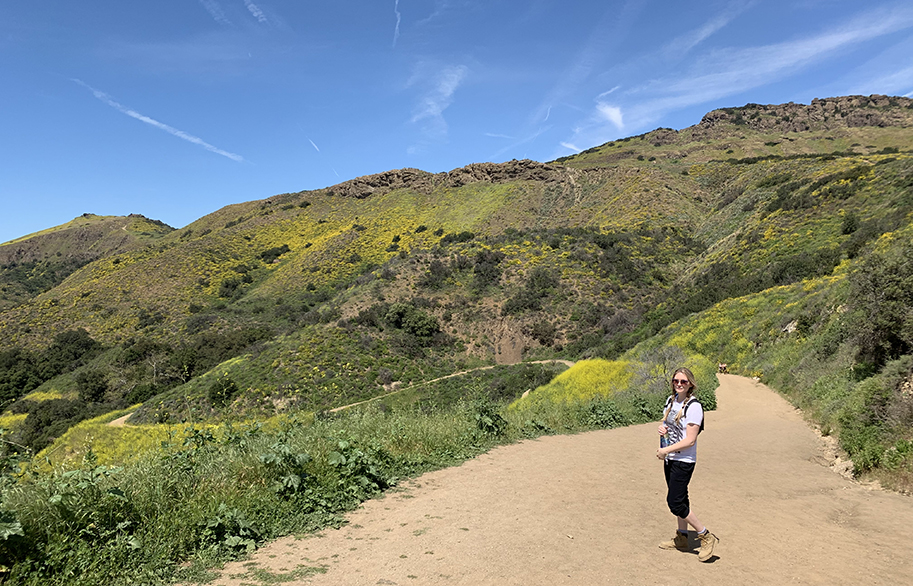 Paradise Falls Hike