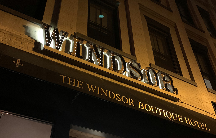 The Windsor Boutique Hotel is a Must-Visit in Asheville, North Carolina
