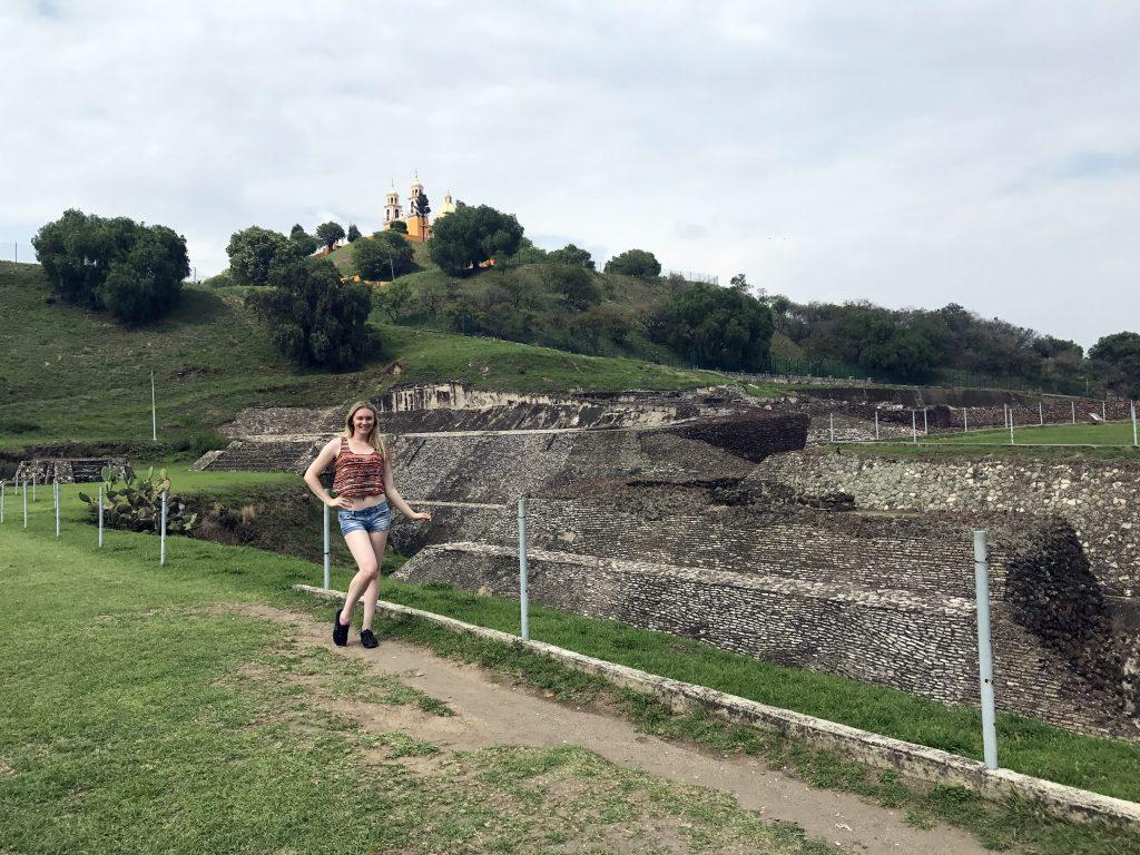 31- Great Pyramid of Cholula