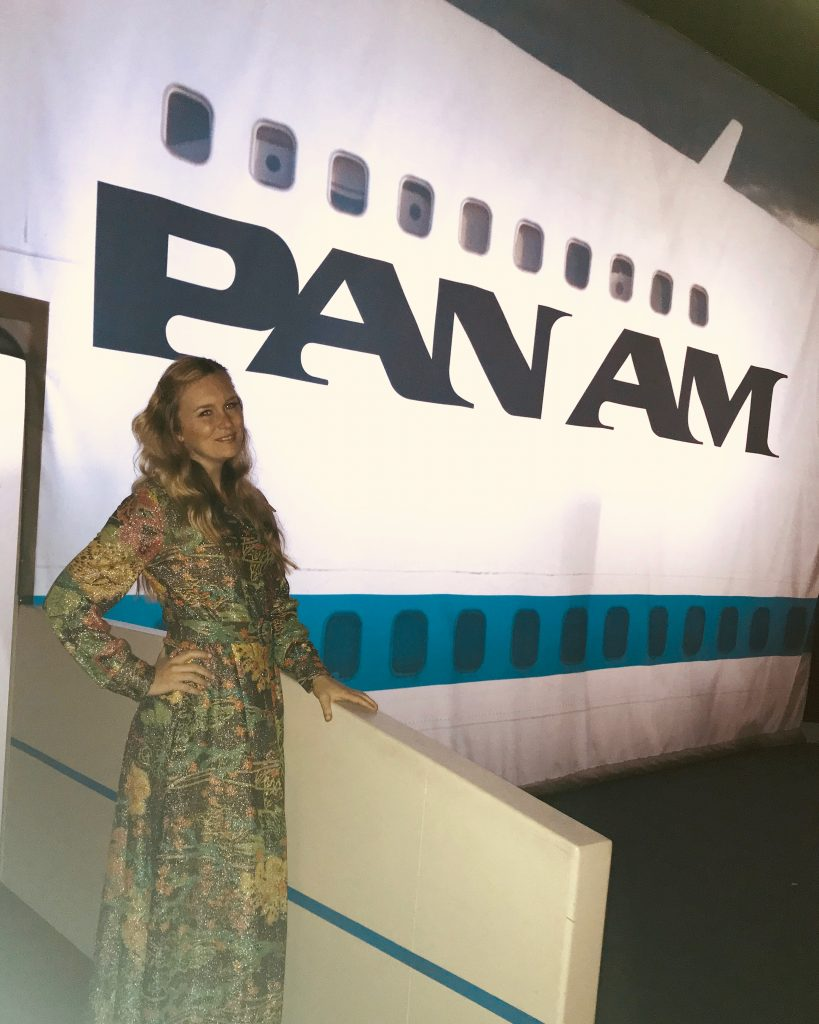 38- Pan Am Experience