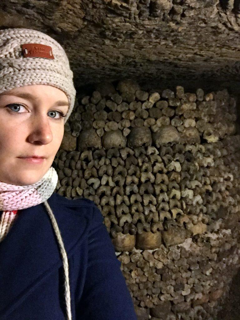 39- Catacombs of Paris