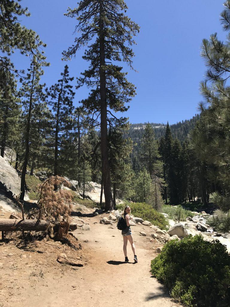 43- Tokopah Valley Trail