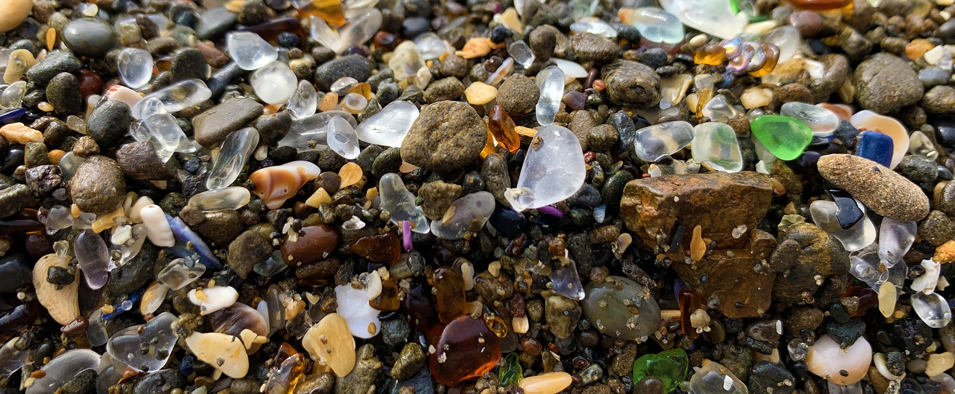 The Mystery of Fort Bragg's Glass Beach