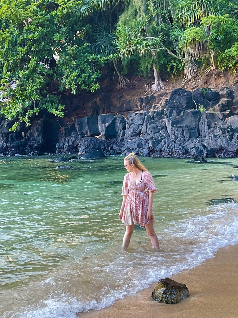 malories-adventures-hiking-sealodge-beach-hidden-beach-kauai-hawaii (2)