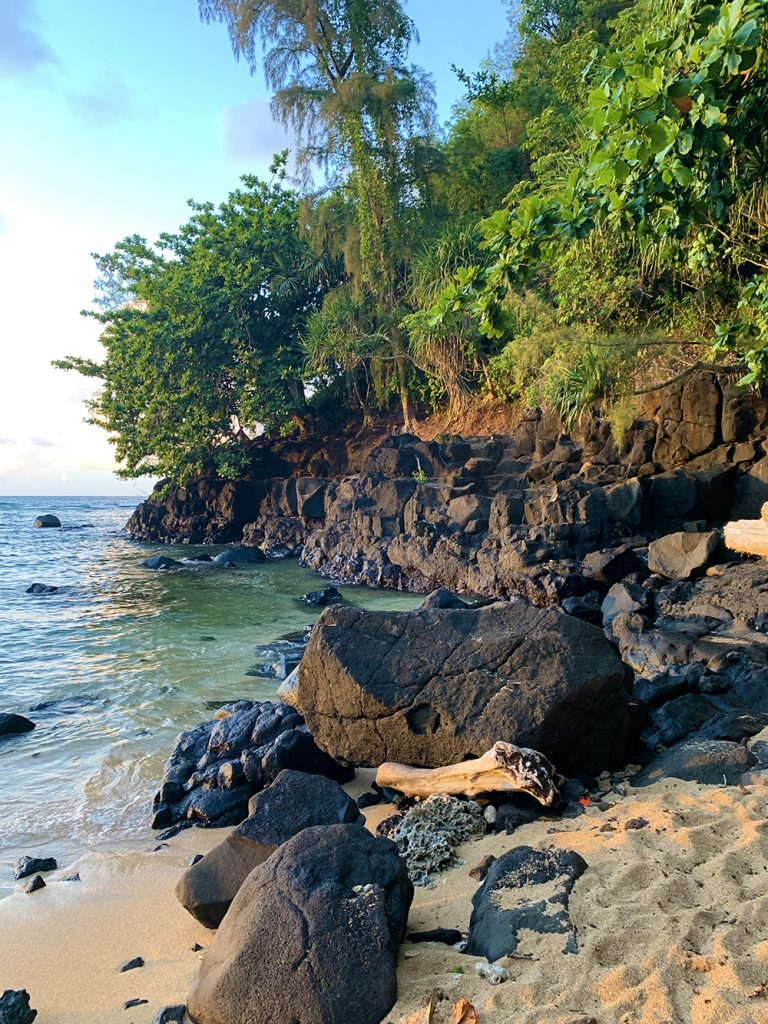 malories-adventures-hiking-sealodge-beach-hidden-beach-kauai-hawaii (3)